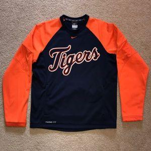 Detroit Tigers Nike Therma Fit Sweatshirt